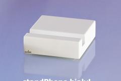 standphone biały
