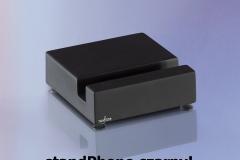 standphone czarny